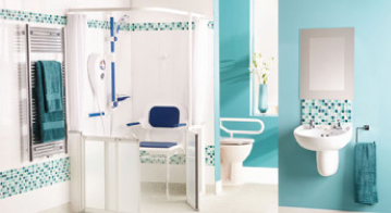 Bathroom replacements Lothians